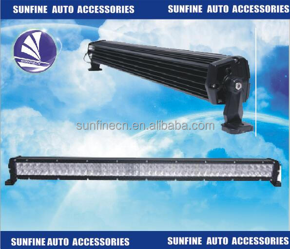 240 watt dustproof 44inch single row led light bar 4x4 auto accessories part for automobile carrier