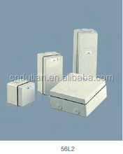 IP66 56L1/56L2/56L3/56L4 ONE & TWO MODULE ENCLOSURE COVER