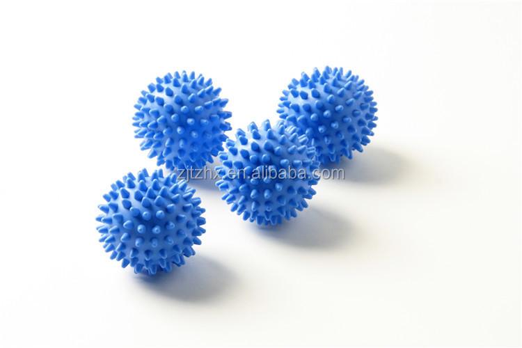 Wassen Wasserij Plastic Droger Ballen 4 stks  pak Wasverzachter Helper Wassen Bal wasserette