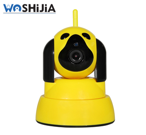 Inqmega\Shiwojia Home Security P2P Smart Dog Wireless Yousee Wifi IP Camera baby monitor