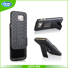 Belt clip combo holster cell phone case cover for samsung s6 s6 edge s7