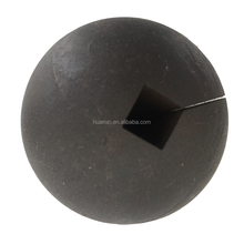 Chrome Forged Steel Balls For nonferrous metals Ore