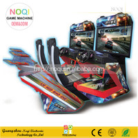 NQR-C13 arcade games machines coin coin operated racing game machine simulator racing car game machine free download