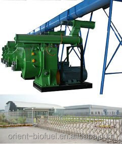2015 Hot industrial and practical model pellet mill