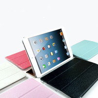 Fashion Protective Eco-friendly PU Leather Phone Case Cover For Ipad mini1/2/3/4