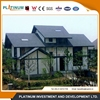 ISO90001 Certified prefabricated homes timber