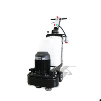hot selling self propelled 580-2 concrete epoxy grinding floor grinder machine