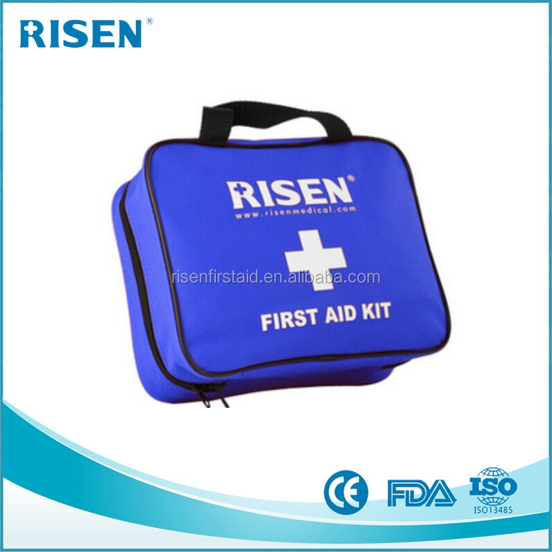 Custom survival small medical first aid kit bags for sports,earthquake