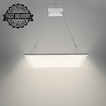 Fluorescent office ceiling light TUV GS 100lm/w 45w led panel light 620x620mm LED suspended ceiling light