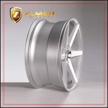 ZUMBO Z84 Matt Sliver Car Aluminum Alloy Wheel Rims