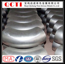 high quality titanium bent pipe fittings