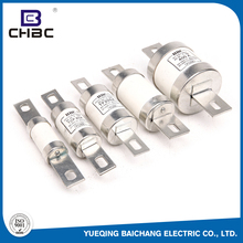 CHBC China Manufacturer Good Quality Low Voltage HRC Fuse Link Types