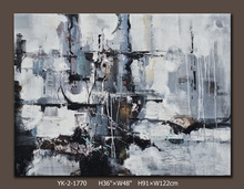 abstract Oil Paintings on Canvas - Custom Artworks - Wholesaler/Distributor dropshipping