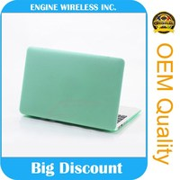 new 2015 rubberized hard case cover for macbook pro