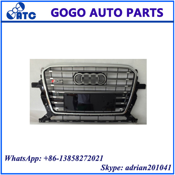 FOR 2013 - 2015 AUDI Q5 SQ5 GRILLE