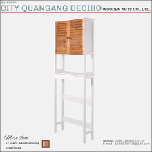 2017 new design bamboo/MDF vintage bathroom furniture prices