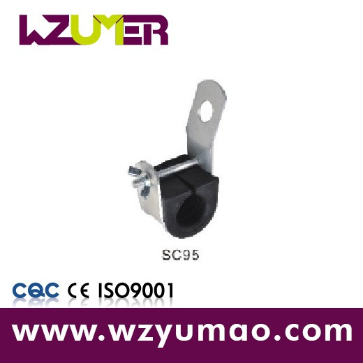 WZUMER China Manufacturer Wire Suspension Tension Dead End Clamp for ABC Cable