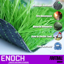 2016 new design Artificial/Synthetic FIFA approved soccer football turf grass