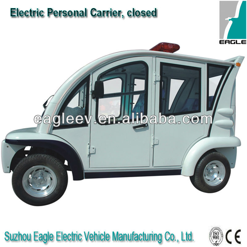 4 seats Electric passenger car , CE approved