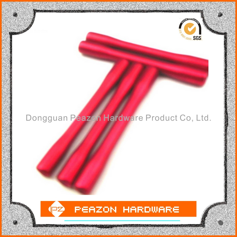 High strength CNC aluminum parts taper pin internal thread Straight Pins