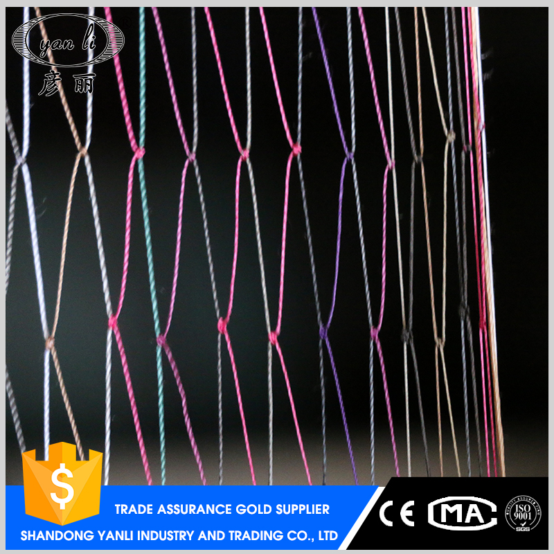 Corrosion-resistant farm-oriented wineyard agricultural anti bird net