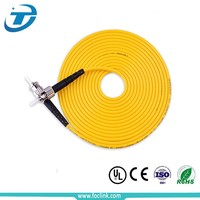 Telecommunication Equipment ST Simplex Singlemode Fiber