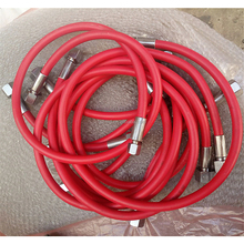 "Premium Hybrid Air Hose 3/8"", PVC Flexible Hose"
