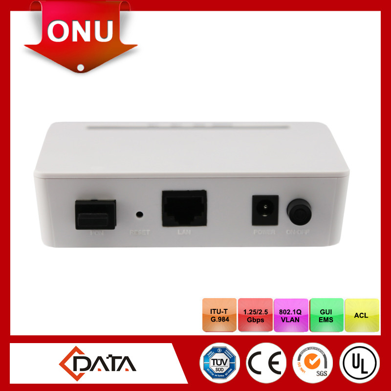 1 GE FTTH/FTTO GPON ONU ONT