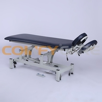 Coinfy EL11medical electric adjustable massage bed physiotherapy couch mobile facial bed