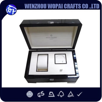 Luxury Gift&Craft Industrial Use and watch gift box Use wood watch gift box