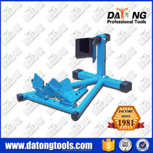 1500lbs Motorcycle Wheel Chock Parking Stand