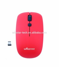 Manufacturer Supplier China cheap gifts 2.4g wireless mouse of Bottom Price