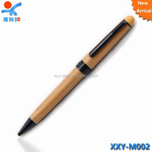 Eco-friendly cheap promotional pen with logo,wooden pen,Wholesale environmental protection pen