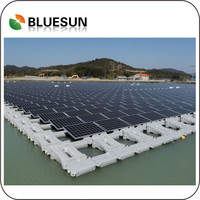 China PV 10 MW Big Solar Energy Station 10MW Solar Plant Project Solar Power Station