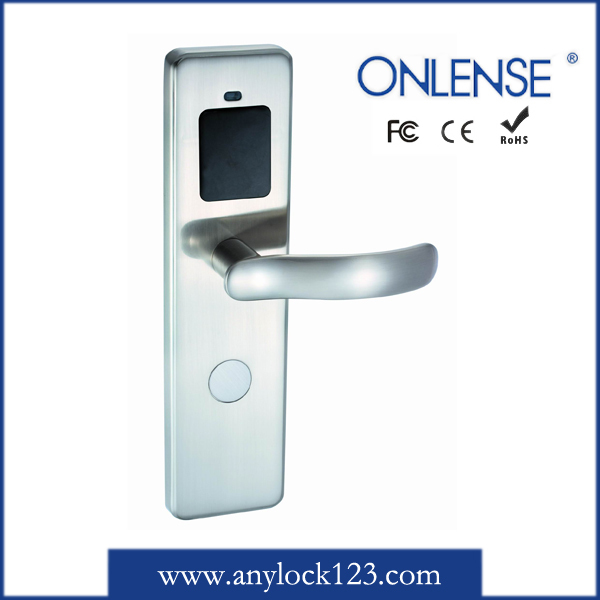 New arrive brass molded keyless smart door locks for apartment access control system 8900RF