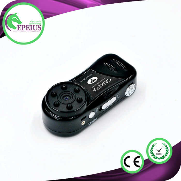 BEST-SELLING MD81S-6 mini car dvr camera hd mini dv 1080p manual mini camera wifi 720p