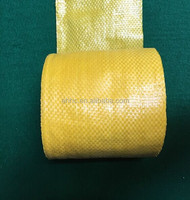 flat fabric in roll/ pp woven recycle bag in roll/ tubular bag in roll for agriculture