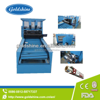 Goldshine Fully automatic plastic film making machine, rewinding machine, cutting machine machinery