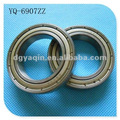 6907 zz ball bearing for nylon garage door rollers