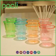 Professional factory Beatiful plastic cups bubble tea