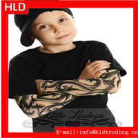 Factory Wholesale Cool Children Kids Tattoo Sleeves