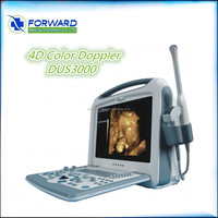 phased array cardiology color doppler ultrasound machine