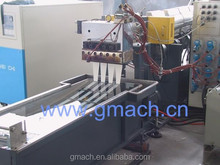 PET strap making machine used plate type continuous screen changer price