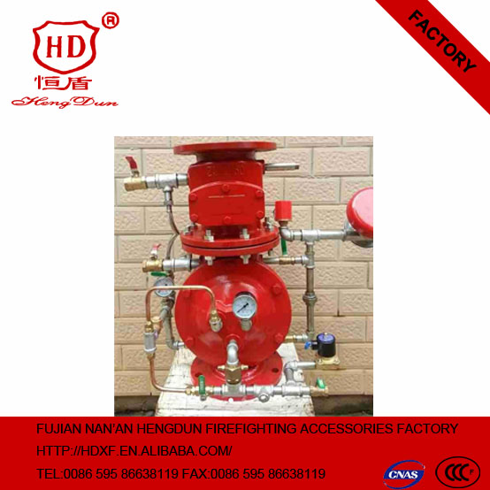 Prices for Fire Fighting Equipment ZSFY Alarm Valve International Shore Connection