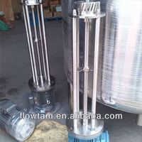 Stainless Steel Batch High Shear Dispersing