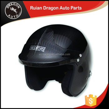 Alibaba China Wholesale safety helmet / motorbike racing helmet (The light carbon fiber)