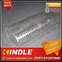Kindle New customized galvanized cheap chain link dog kennels in Guangdong ISO9001:2008