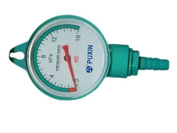 Biogas manometer