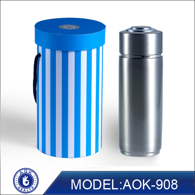 Small water molecules water purifier bottles alkaline water