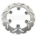 Stainless Steel Solid Motorcycle brake disc for DUCATI PANIGALE 899 ABS 2014-2017